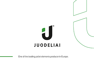 UAB Juodeliai – one of the leading wooden pallet elements producer in Europe