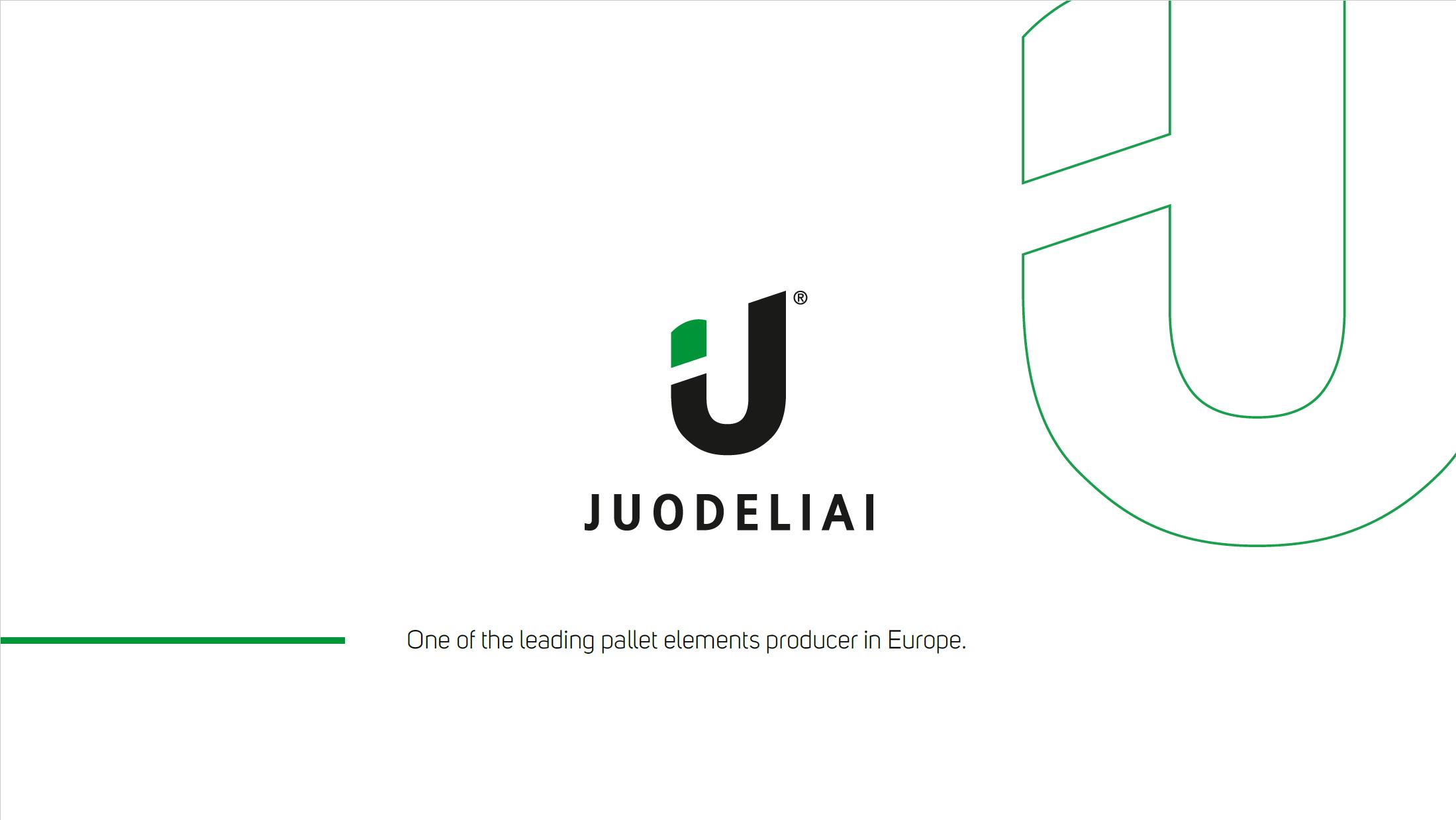 UAB Juodeliai ist einer der führenden Hersteller von Palettenelementen in Europa